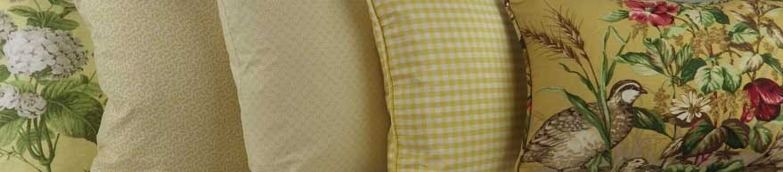 Yellow Cushions