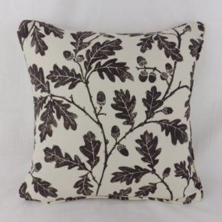 Sanderson Oakwood Black Cushions