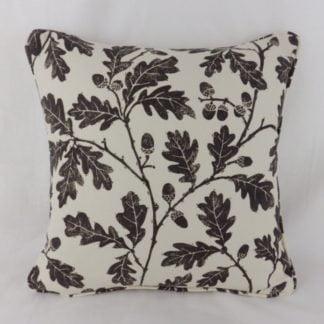 Sanderson Oakwood Black Cushions