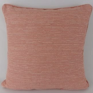Plaster Pink Textured Slub Cushions