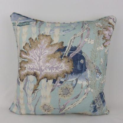 Cowtan & Tout Maralago Fish Cushion