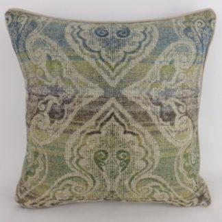 Osborne & Little Boisdale Wool Paisley Cushion