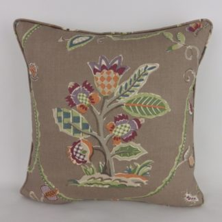 Cowtan Tout Caramoor Brown Cushions