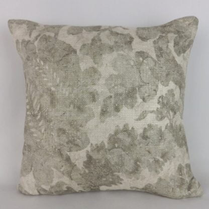 Zoffany Carrera Silver Grey Cushion