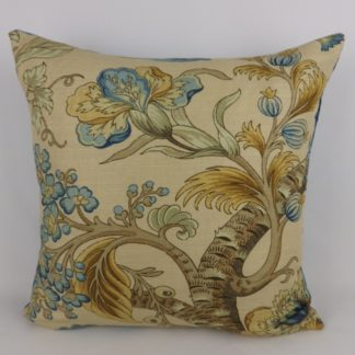 Titley and Marr Tree of Life Linen Velvet Cushion