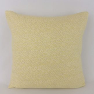 Yellow Seafern Colefax and Fowler Fabric Cushions