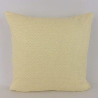 Yellow Daisy Floral Millie Ian Sanderson Fabric Cushions