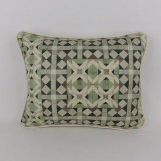 Liberty Parquet Simon Twilight Lumbar Cushions