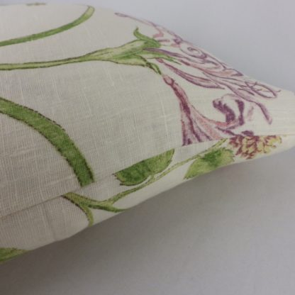 Sanderson Summer Tree Chintz Linen Floral Cushion