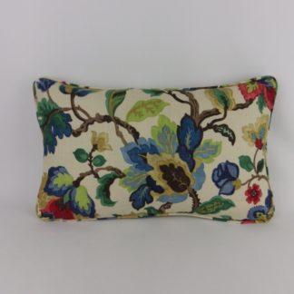Sanderson Amanpuri Chintz Linen Large Cushions