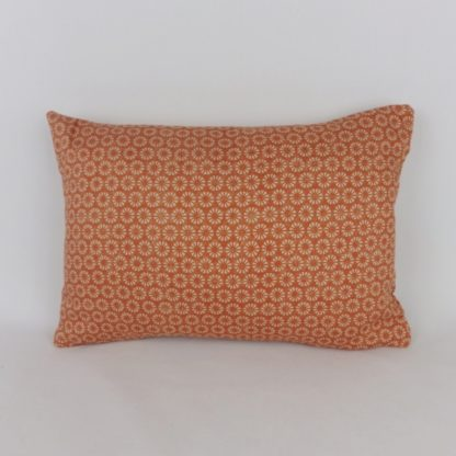 Orange Obi Flamant Arte Lumbar Cushions