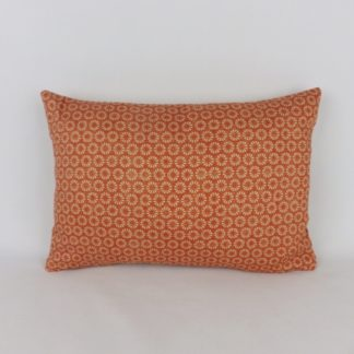 Orange Obi Flamant Arte Lumbar Cushions