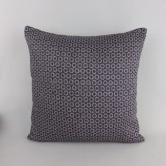 Navy Blue Spot Cushions