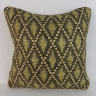 Rustic Wheat Linen Cushion