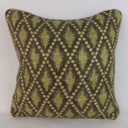 Rustic Wheat Linen Cushion