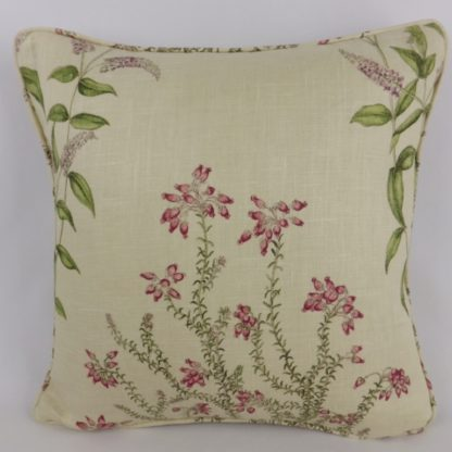 Heather Ling Floral Cushions