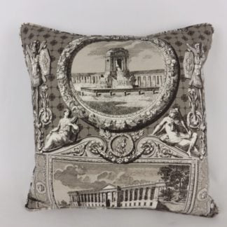 Les Vues de Paris Marvic Textiles Fabric Cushions