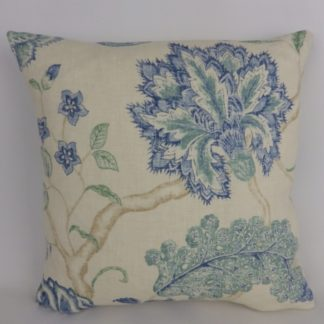 Sanderson Palampore Blue Indienne Cushions