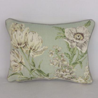 Sanderson Tournier Linen Country Vintage Floral Cushions