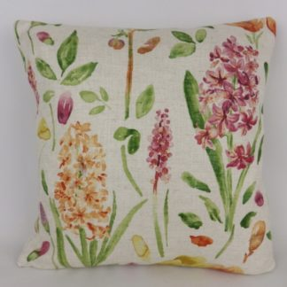 Sanderson Spring Flowers Fabric Cushions
