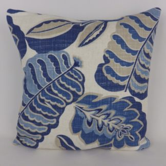 Sanderson Fitzroy Bloomsbury Canvas Fabric Cushions