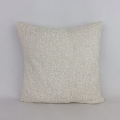 William Morris Willow Bough Linen Cushion