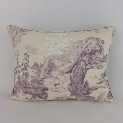 Aesops Fables Sanderson Toile Cushions