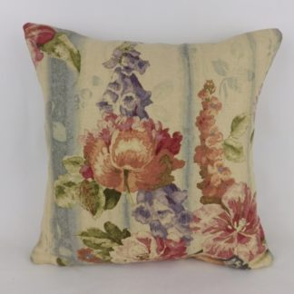 Cottage Garden Floral Cushion