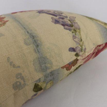Cottage Garden Floral Cushion
