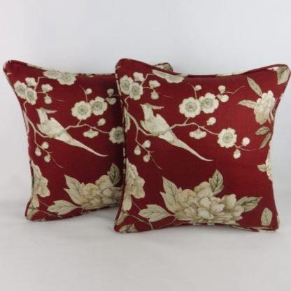 GP J Baker Emperors Garden Cushions
