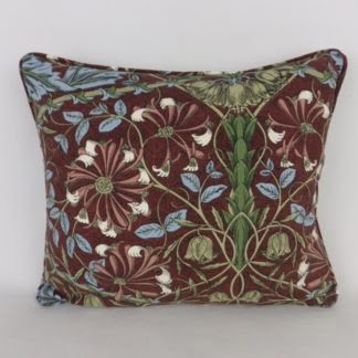 Vintage William Morris Honeysuckle Cushion