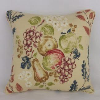 Sanderson Pomona Fruit Cushions