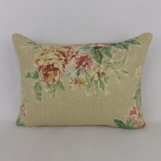 Sanderson Weybridge Floral Cushion