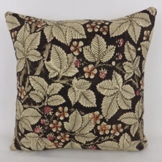 William Morris Bramble Bullrush Cushion