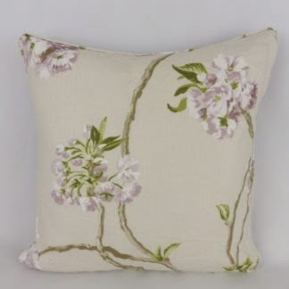 Orchard Blossom Nina Campbell Floral Cushions