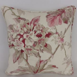 Azalea Edinburgh Weavers Floral Cushions