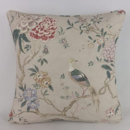 GP & J Baker Oriental Bird Cushion