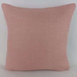 Plaster Pink Linen Cushion