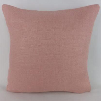 Pink Linen Cushion