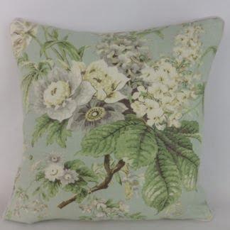 Sanderson Tournier Vintage Floral Cushion