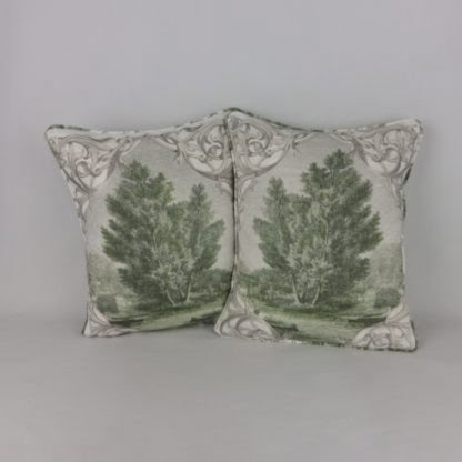 Vedute Osborne & Little Tree Cushions