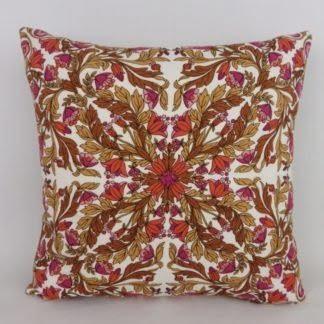 Vintage Sanderson Retro Floral Colette Cushions