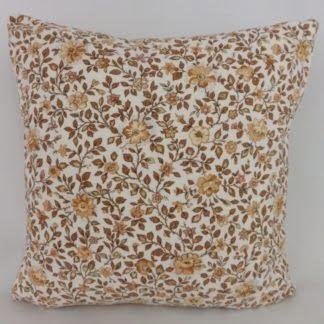 Vintage Sanderson Floral Dimity Cushions