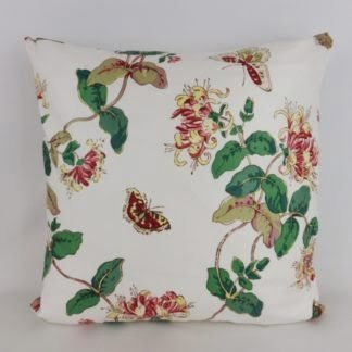 Colefax and Fowler Honeysuckle Floral Cushions