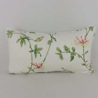 Honeysuckle Floral Cushions