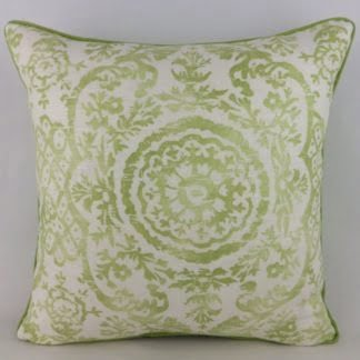 Apple Green Cushions