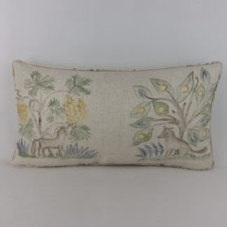 Andrew Martin Hedgerow Fabric Cushion