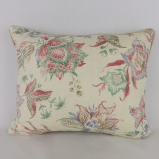 Indienne Paisley Floral Cushions
