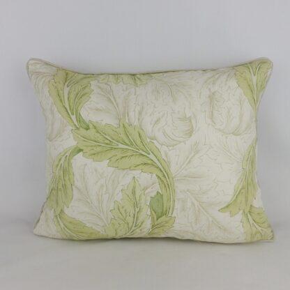 Large William Morris Acanthus Leaf Cushion