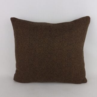 Brown Wool Cushions